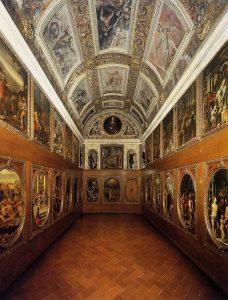 Studioli di Francesco I